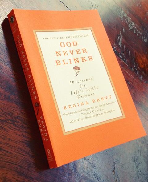 She Reads: God Never Blinks: 50 Lessons for Life's Little Detours