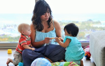 Mommy Knows: Creating Flourishing Hawaii Families